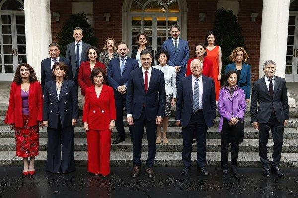 1024px Gobierno de Pedro Sanchez 2018 06