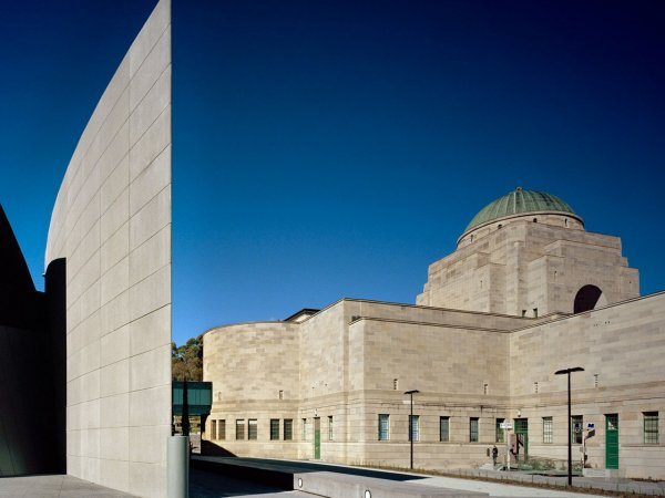 180820 anzac hall Australian War Memorial