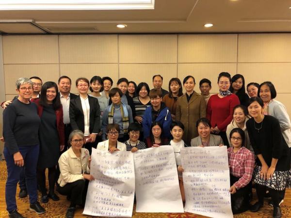 230319 China CV group training