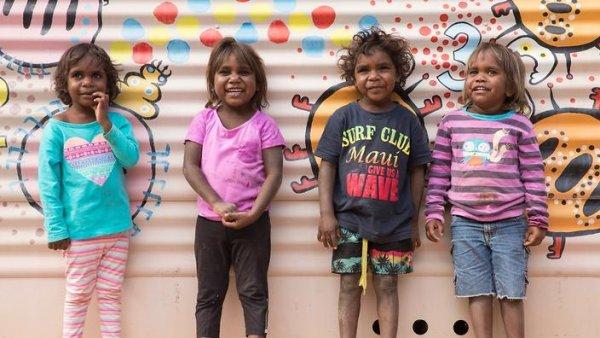 290420 Indigenous kids 2
