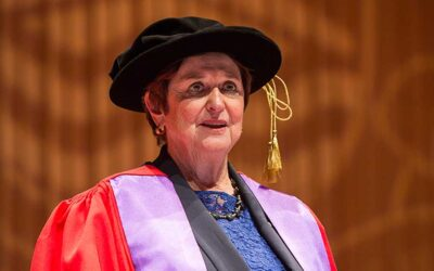 Susan Ryan, a pioneering feminist with a big heart
