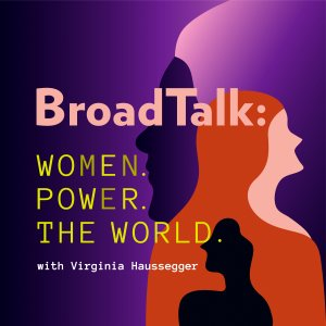 6. updated Final BROADTALK PODCAST ARTWORK with Virginia Haussegger 1 COCO EDIT