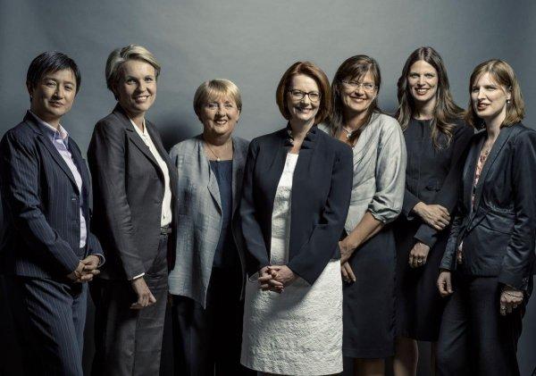Criticalmass Gillard
