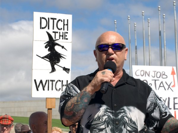 Ditch the Witch