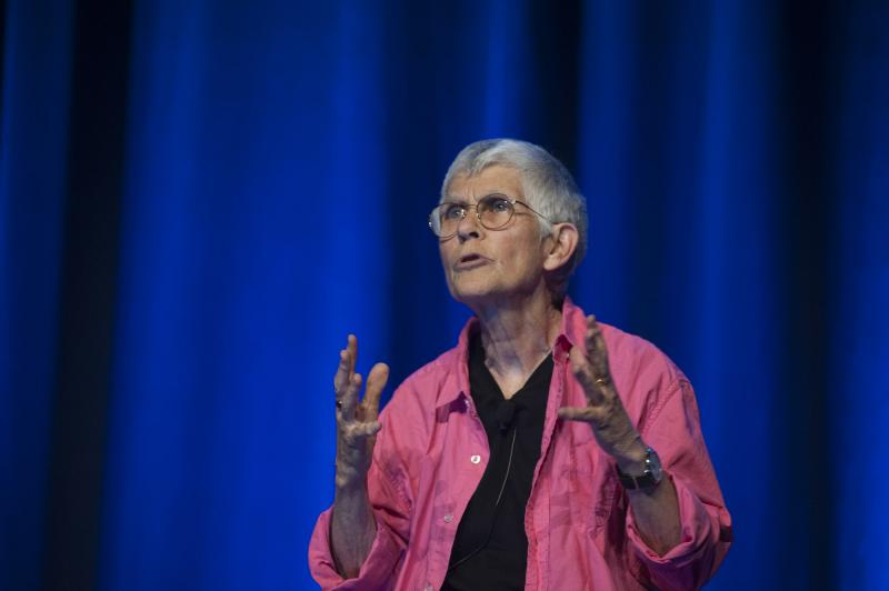 Patriarchy is bigger than Donald Trump: Plenary by Cynthia Enloe