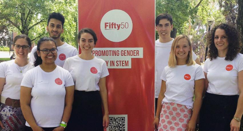 Smashing status quo in STEM – reaching for 50/50!