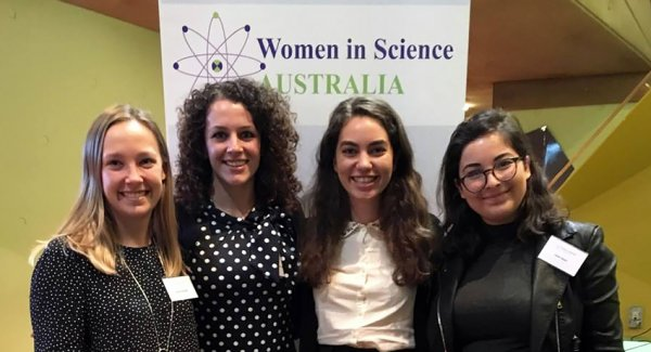 Fifty50 women in science
