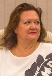 Gina Rinehart June 2015