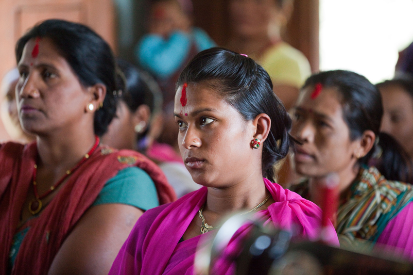 The relevance of a 50/50 gender equality target in Nepal