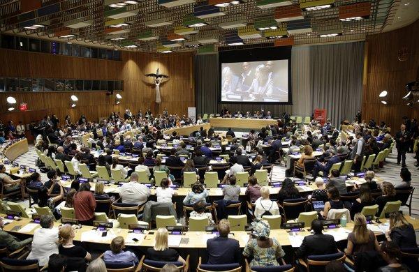 UN EU forum