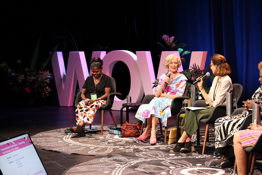Women of the World: The power of stories