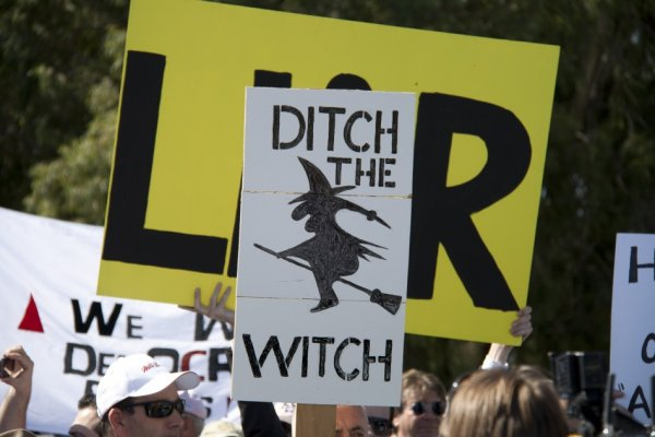 ditch the witch sign1