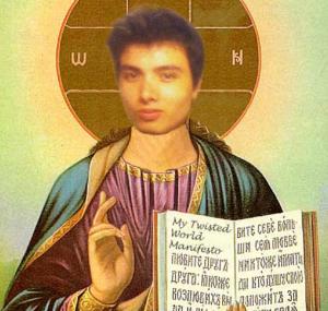 elliot rodger saint