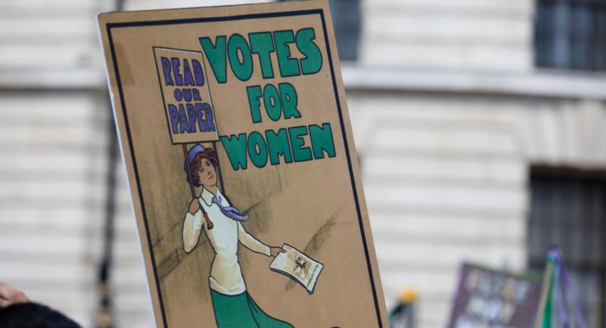 Has democracy failed women?