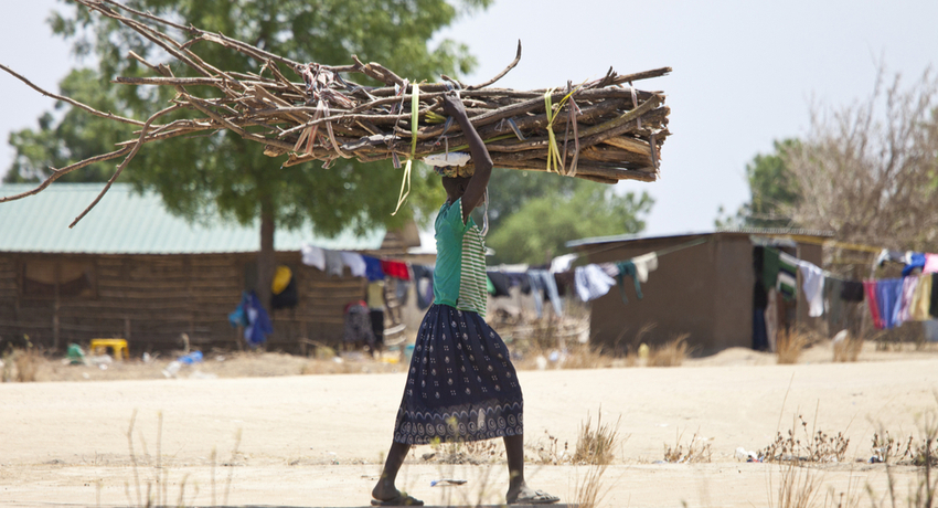 It's not about the firewood: Ending violence against women in refugee camps