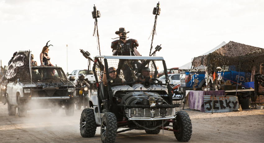 Too much Mad Max: toxic masculinity in Aussie film