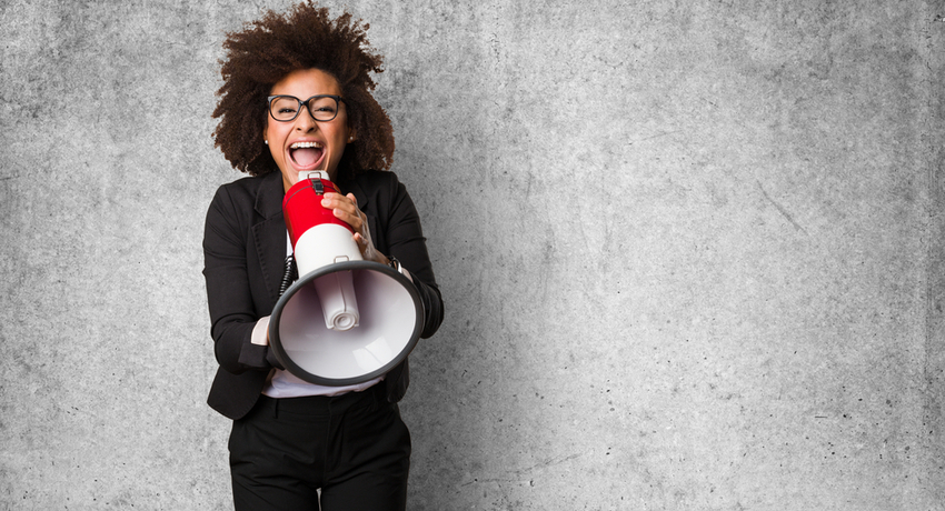 Shout it out loud, sister!: Amplifying the voices of women