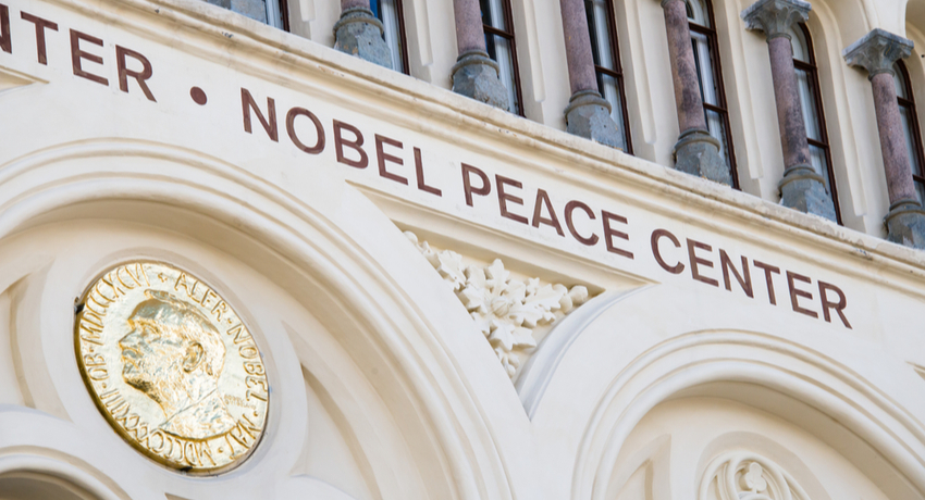 Nobel Prize for women's peace, security and justice