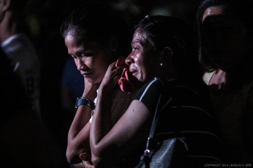 Women against women in Duterte's drug war