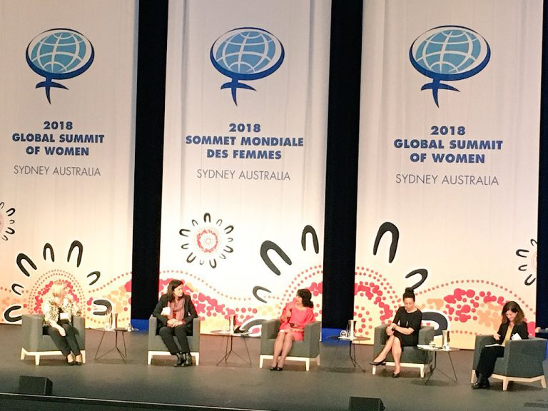 Global Summit of Women: Q&A with Ann Sherry