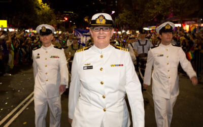 LGBTI military personnel and the march of history
