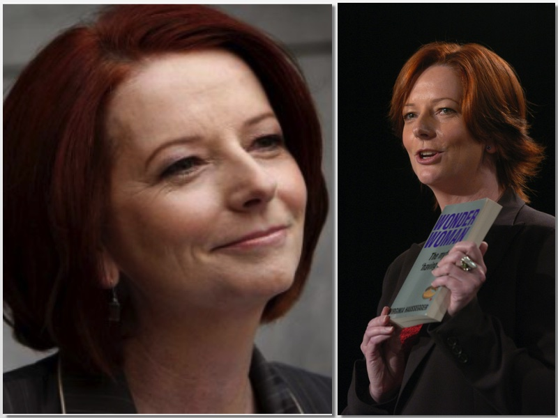 BroadTalk with Julia Gillard