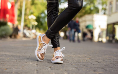 A change in perspective by walking in women's shoes