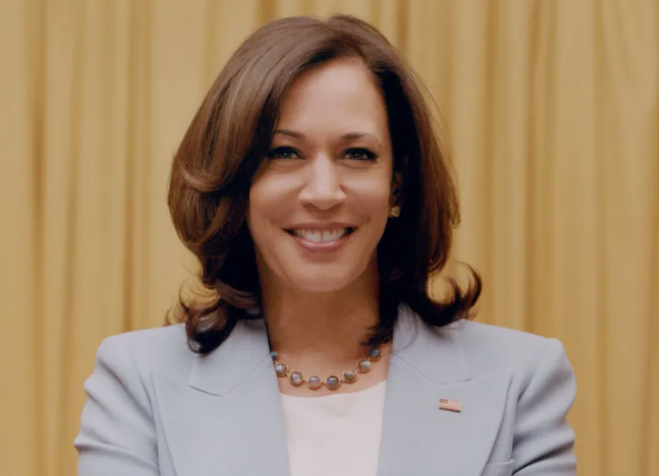 Kamala Harris and the Vogue power pose