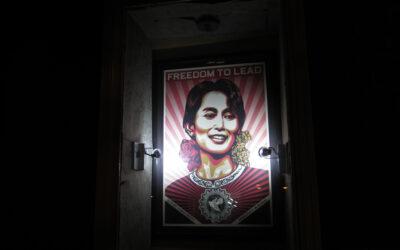 Men, money and power: The coup in Myanmar