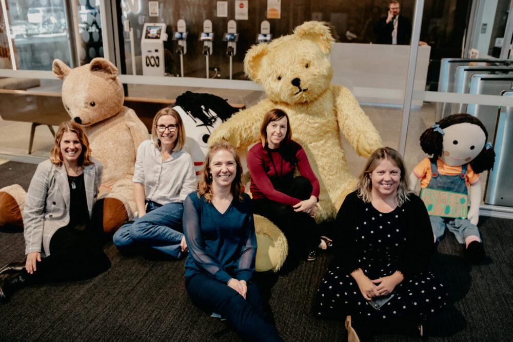 ABC 50:50 Equality team