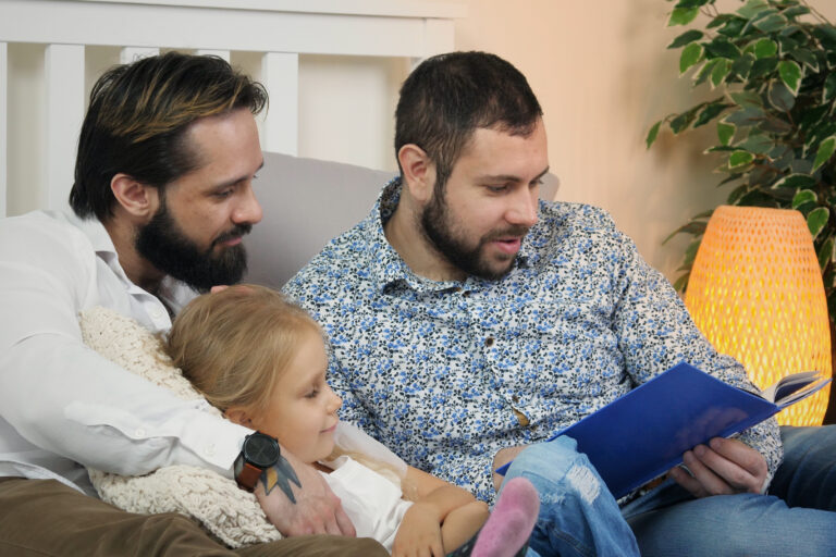 When it comes to unpaid work and care during Covid, non-heterosexual fathers were more positive than their heterosexual counterparts.