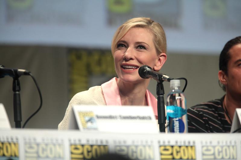 Cate Blanchett by Gage Skidmore