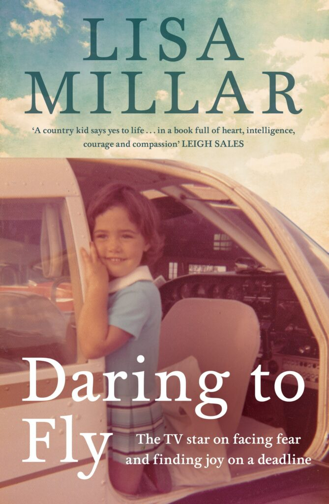 Cover Daring to Fly