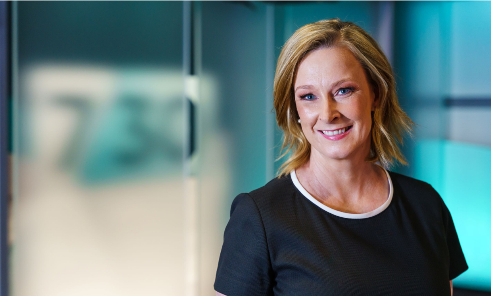 ABC TV's Leigh Sales. Picture: Supplied/ABC