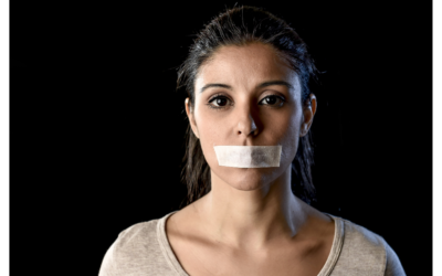 Sexist abuse undermines women's political voices