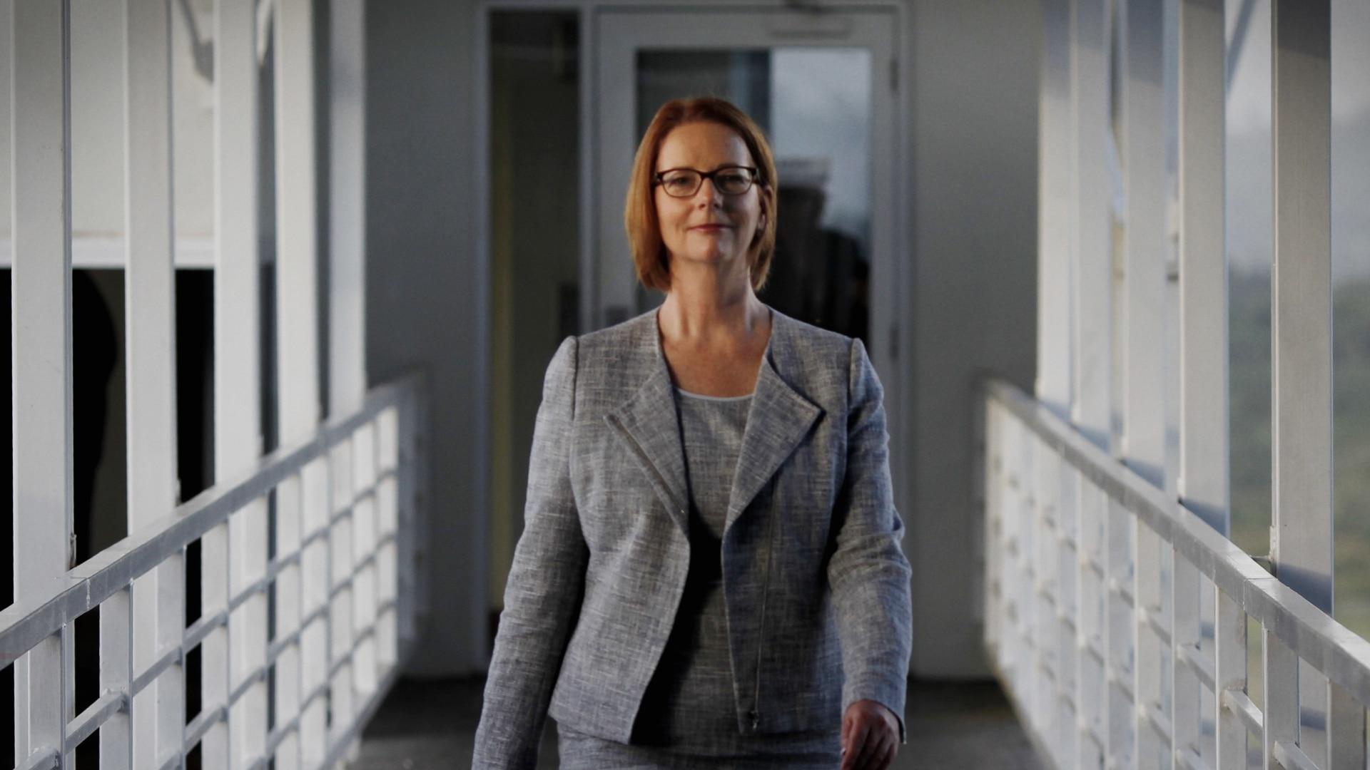 Strong Female Lead - Julia Gillard